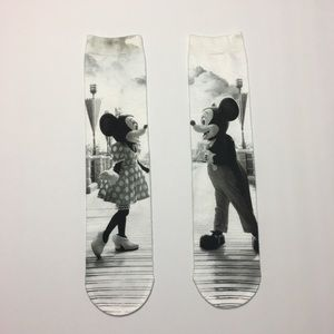 DISNEY | Mickey & Minnie Socks OS